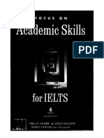 Focus on Academic Skills Book