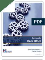 Hexaware - Capital Markets | Back Office Capabilities