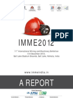 Event- Post Event Report Imme2012