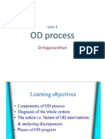 Unit 3- OD Process