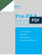 Guia de Estudio PREPAA 2009