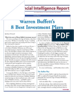 Buffett Sp Report