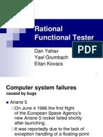 IBM Functional Tester