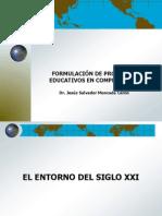 Formulacion de Proyectos Educativos