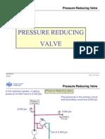 Chapter 11 Pressure Reducing Valve