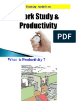Productivity & Work Study Basics.ppt