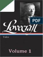 Lovecrafts_Fiction, Vol.i_1905-1925 - H.P. Lovecraft
