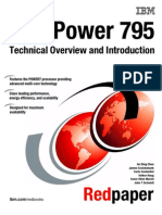 IBM Power 795 Technical Overview and Introduction