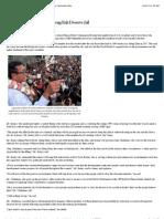 Rainsy Says Those Behind Boeng Kak Deserve Jail - The Cambodia Daily