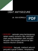 Obat Antiseizure