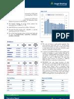 Derivatives Report, 14 August 2013