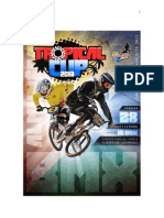 Dossier Tropical Cup Bmx