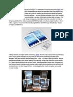 Apple iPad 5 Dan iPad Mini Generasi Terbaru Mendekati Kenyataan