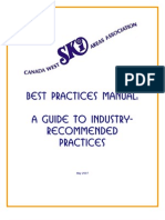 Industrial Best Practices Manual