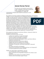 Conferència Ferran Ferrer