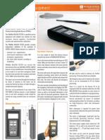 406MHz Sarsat Beacon Tester Brochure