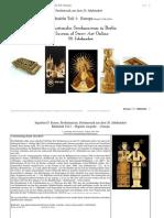Internationales Strohmuseum in Berlin, Bildtafeln Teil 1  Europa, online, Strohbilder