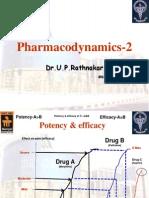 Pharmacodynamics MBBS Class-2