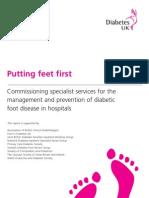 Putting Feet First 010709