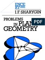 I. F. Sharygin Problems in Plane Geometry Science for Everyone 1988