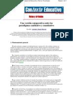 Alanís, A[1]._ Una versión comparativa entre los paradigmas cualitativo y cuantitativo
