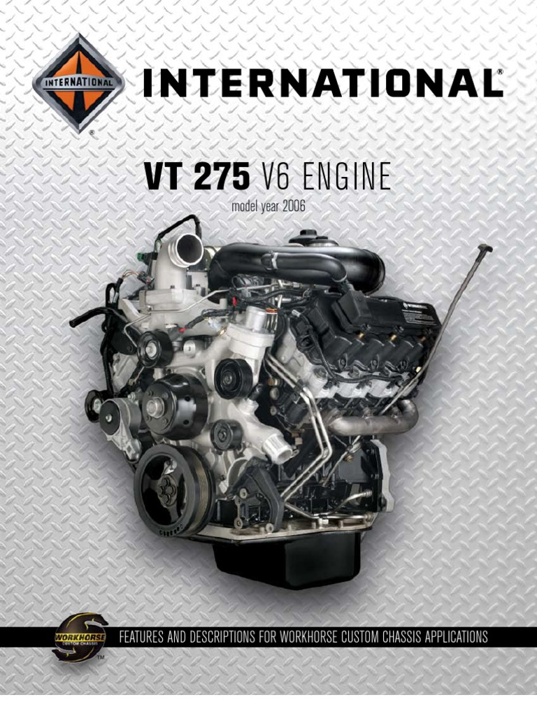 international vt 275 2006 engine catalog 4 20 06 relay