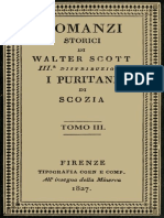 I Puritani di Scozia, vol. 3 by Sir Walter Scott