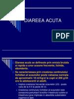 Diareea Acuta -Stud