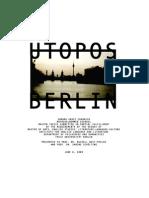 UTOPOS BERLIN - Chadwick