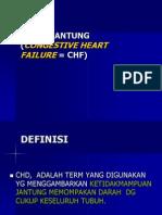 GAGAL JANTUNG (CONGESTIVE HEART FAILURE = CHF.ppt