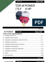 MPower 8 HP Partes Español