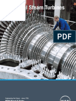 Industial Steam Turbines