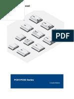 PCD1/PCD2 Series Hardware manual