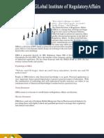 Diploma Regulatory Affairs Syllabus