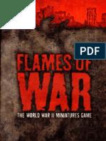 Flames of War 3.0