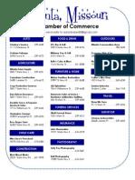 Atlanta, MO Chamber of Commerce