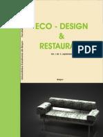 Eco-Design Si Restaurare Nr 3