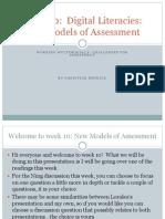 week10 assessment christian metrick