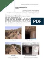 8. Damage to Civil Structures & Liquefaction