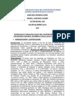 Micrococcus y Relacion Con El Mal Olor de Pies en Grupo Voluntarios Sar[1]