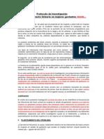 Protocolo Itu Yara 2013