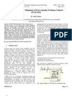 A New Proposal for Mitigation of Power Quality Problems Using DSTATCOM