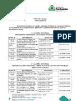 PUBLICAÇÃO DA PAUTA DE JULGAMENTO - 02-05-SET-2013