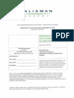Emergency Shutdown and Blowdown Valves - Nao-spc-d-pf-002