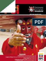 Revista Patrimonio Cultural Inmaterial 8 Enero-marzo 2013