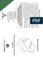 Manual Del Usuario SMH P-715F