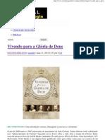 Vivendo para a Glória de Deus _ Portal da Teologia.pdf