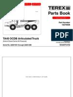 Parts Book TA40 8201 Rev February 2006