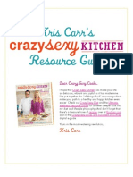 Crazy Sexy Kitchen Resources Guide