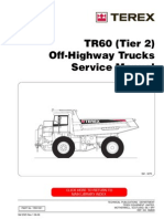 TR60 Tier 2 Service Manual
